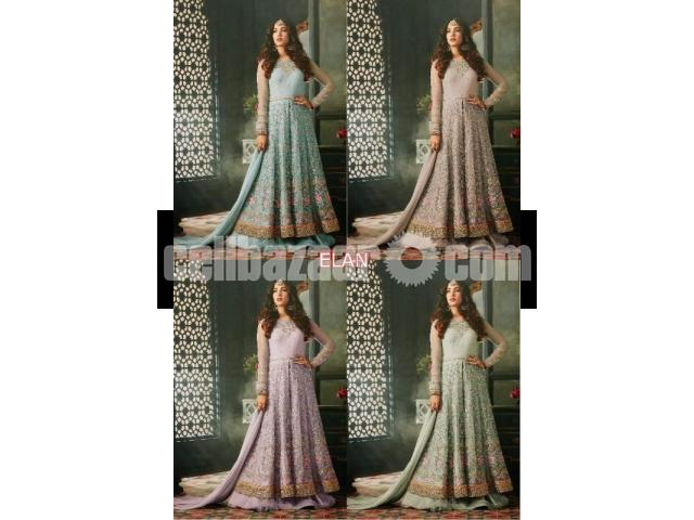 original indian gown - 1/2