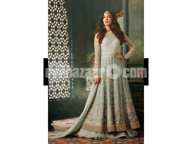 original indian gown - 2/2