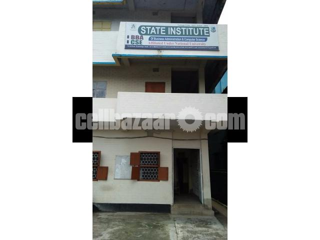 Commercial Building at Main Road Mymensingh, Bangladesh - 1/1