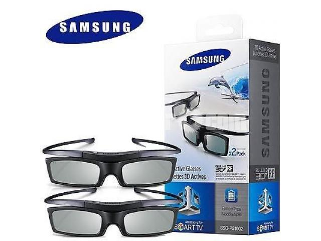 2pis Samsung 3d glass for all Samsung 3d TV  all SONY W800C & D Series - 1/4