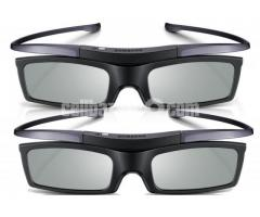 2pis Samsung 3d glass for all Samsung 3d TV  all SONY W800C & D Series - Image 3/4