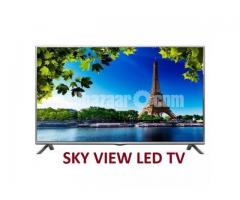 Sky View 32'' FHD Led TV+MONITOR