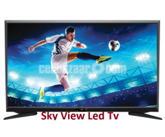 Sky View 28'' FHD Led TV+MONITOR-