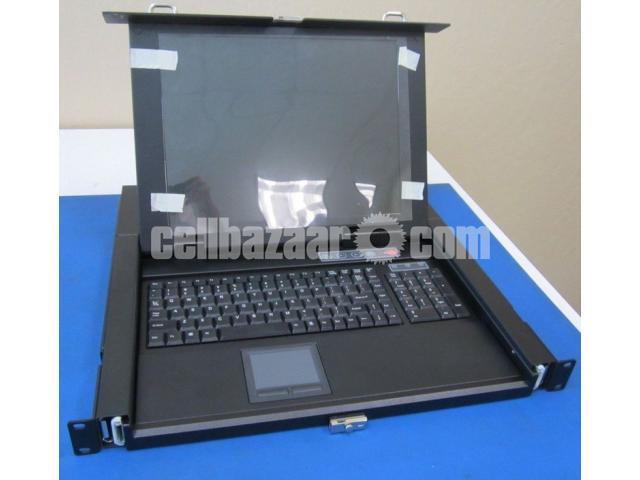 KVM LCD 1501A 1U Switch - 1/3