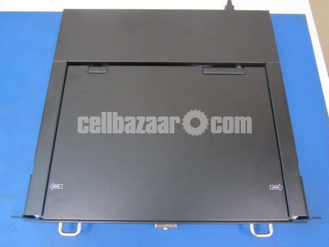 KVM LCD 1501A 1U Switch - 2/3