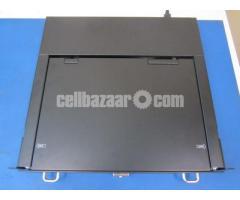 KVM LCD 1501A 1U Switch - Image 2/3