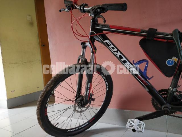 Foxter AL6061 - 3/5