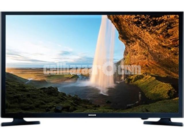 Samsung M5000 LED television has 40 inch screen - 1/5