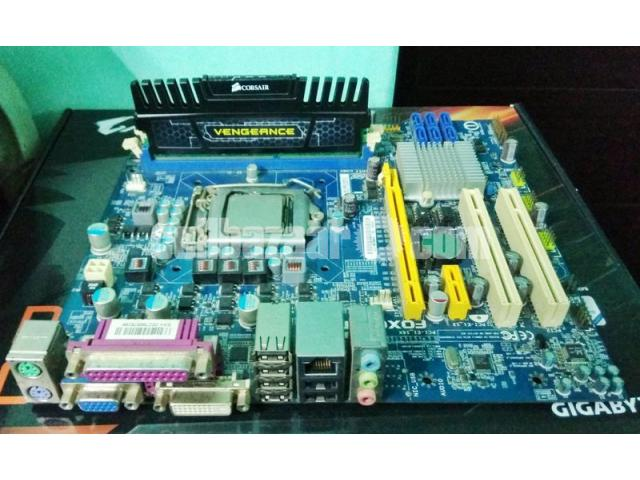 Foxconn h55mxv motherboard - 1/1