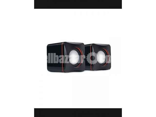 USB Mini Speaker – Black - 1/1