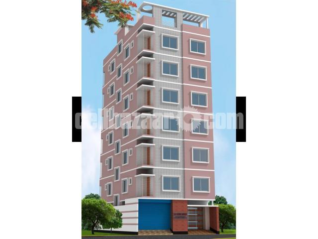 650sft flat @mirpur - 1/1