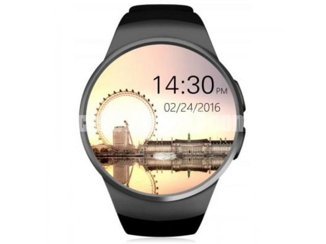 KW18 Smart Watch - 1/2