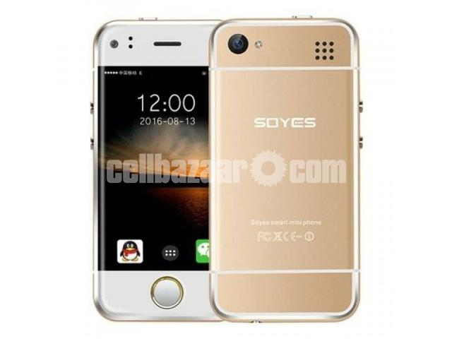 SOYES 6S Mini Android Phone - 2/2