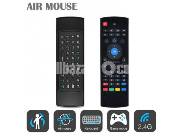 MX3 Air Mouse & Keyboard - 1/2