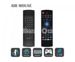 MX3 Air Mouse & Keyboard