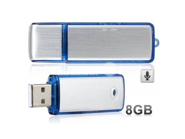 Voice Recorder with pen-drive 8GB - 2/2