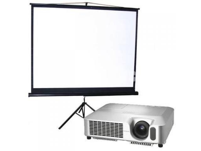Projector Rent - 3/3