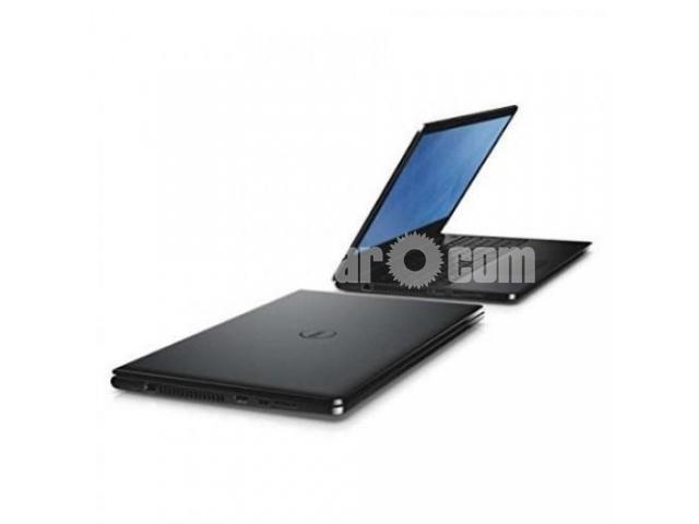Dell i3, 6 gen, 4gb ram ddr4 , 1 tb hdd, intel 520 grafics, 6 hour battary bacup, 20 month garanty - 3/4