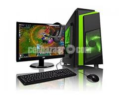 "Core i7 4Gb Ram 500G Hdd 19"" Dell Led"