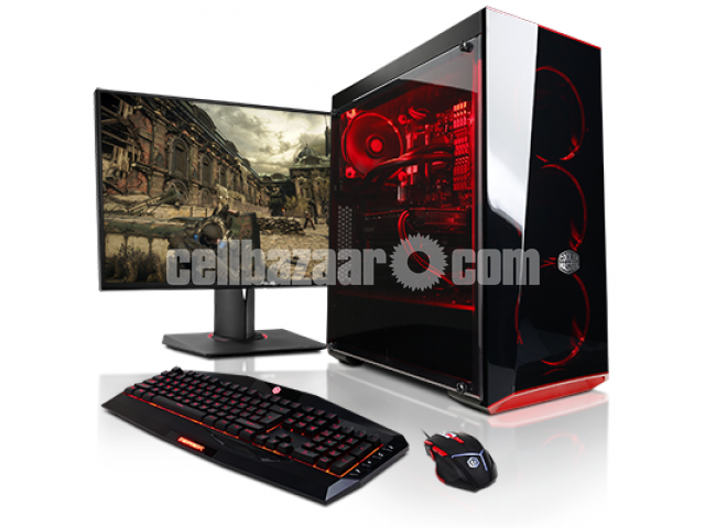 "Gaming PC@_ i3 3rd Gen 4GB 1Tb 17"" Led - 2/2"