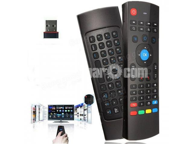 Remote Control Air Mouse Wireless Keyboard - 2/4