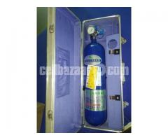 Medical Oxygen Cylinder Rent Sell At Home Delivery Setup