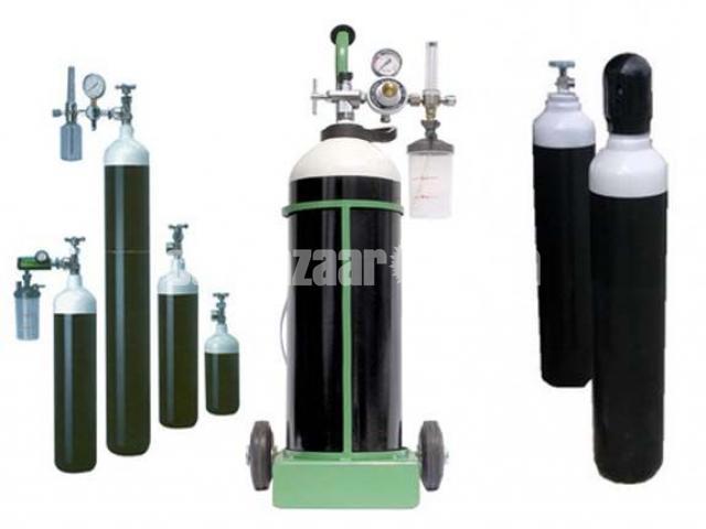 Medical Oxygen Cylinder Rent Sell At Home Delivery Setup - 3/3