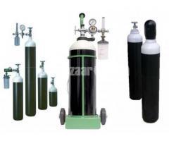 Medical Oxygen Cylinder Rent Sell At Home Delivery Setup