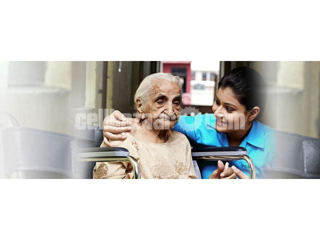 Caregiver Home Health services - 1/2