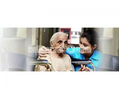 Caregiver Home Health services