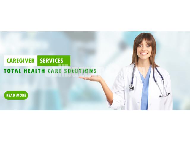 Caregiver Home Health services - 2/2