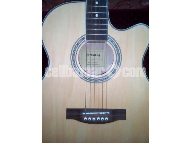 Acoustic Guitar (Yamaha) - 3/5