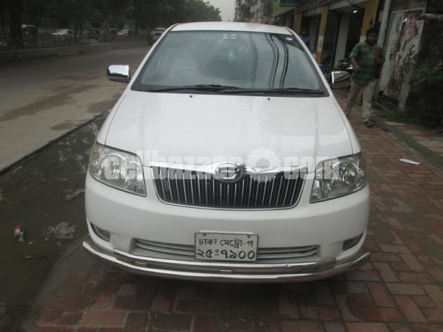 Toyota x corolla 1st 2006 - 1/5