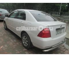 Toyota x corolla 1st 2006 - Image 4/5