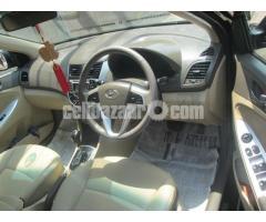 Hyundai accent blue 2011 - Image 3/5