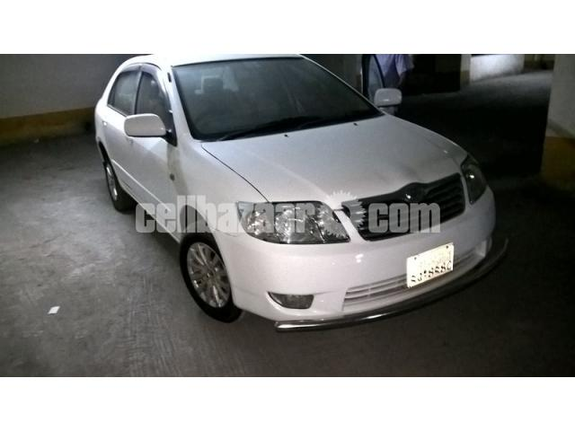 X Corolla 2004 new shape - 5/5
