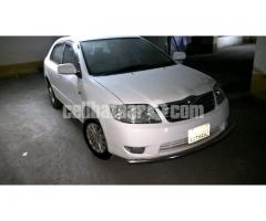 X Corolla 2004 new shape - Image 5/5