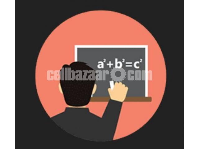 Tutor for Class 1-12 (Uttara, Nikunja, Khilkhet, Tongi & Gazipur) - 1/1