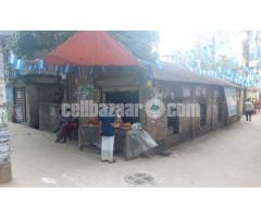 দোকান /গোডাউন  ভাড়া  @ শাহজাদপুর, গুলশান