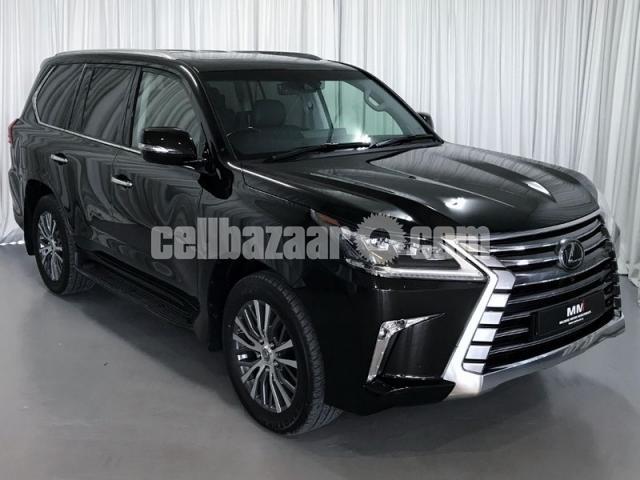 2018 B6 Armored Lexus LX 570 - 2/5
