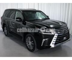 2018 B6 Armored Lexus LX 570 - Image 2/5