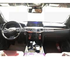2018 B6 Armored Lexus LX 570 - Image 3/5