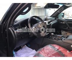 2018 B6 Armored Lexus LX 570 - Image 4/5