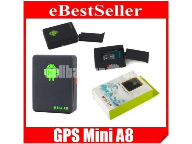 A8 Mini GPS Tracker with Voice Listening - 2/5
