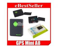 A8 Mini GPS Tracker with Voice Listening