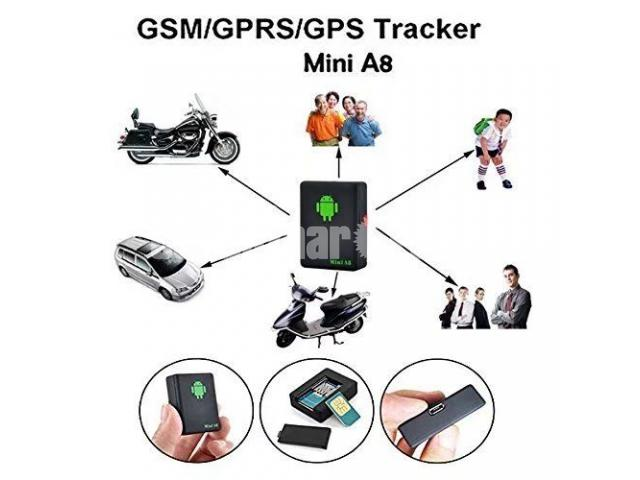 A8 Mini GPS Tracker with Voice Listening - 3/5