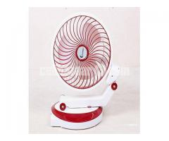 Supermoon Rechargable Fan with Light@01618657070 - Image 4/4