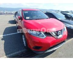 Nissan X-Trail X Emergency Break Package Model-2014