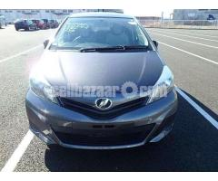 Toyota Vitz-F Limited New Shape Model-2011