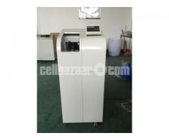 Vacuum Type Banknote Counter